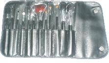 Professional Make up Brush Set (12pcs)
